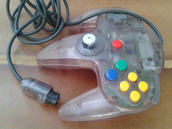 Nintendo 64 Controller - Atomic Purple [Nintendo 64]