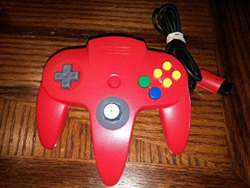 Nintendo 64 Controller - Red [Nintendo 64]