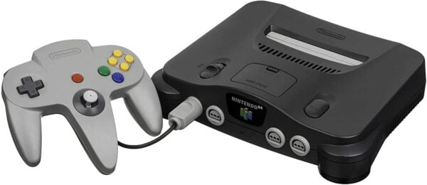 Nintendo 64 System - Video Game Console With Expansion Pack Model NUS-001